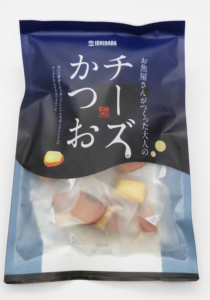 チーズかつお(個包装)