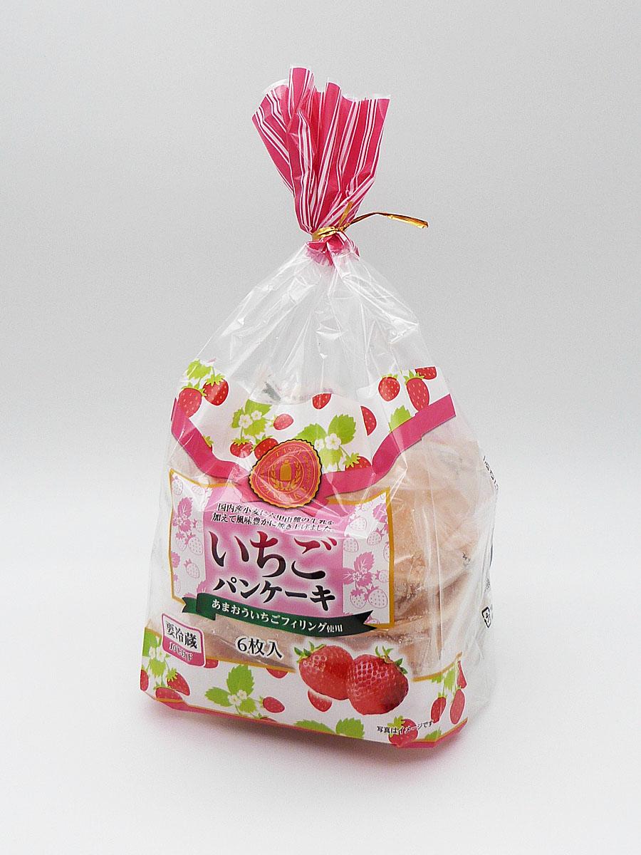 いちごパンケーキ *解凍後要冷蔵D+14日 *2021/1/20新発売